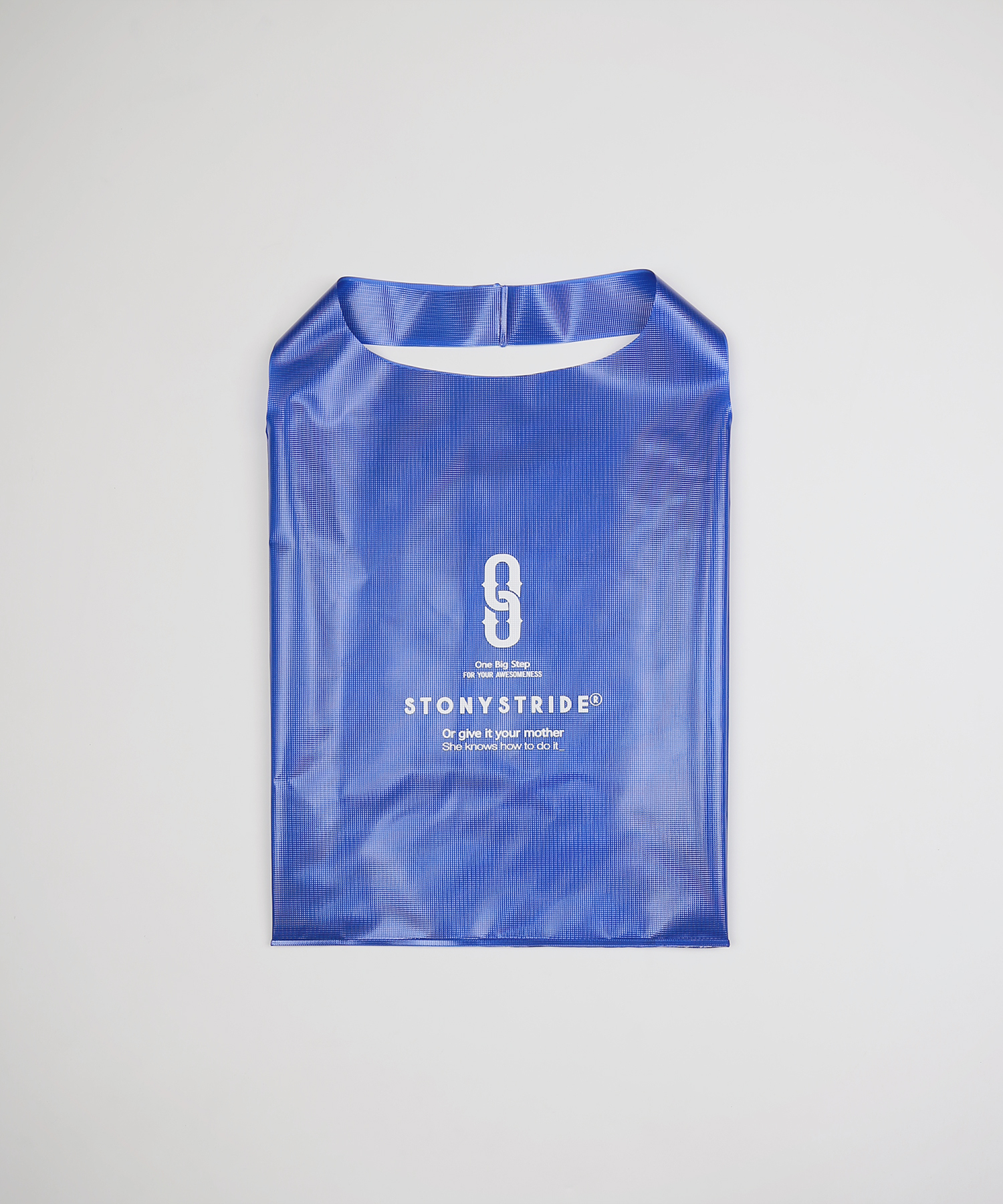 PLASTIC BAG - NAVY