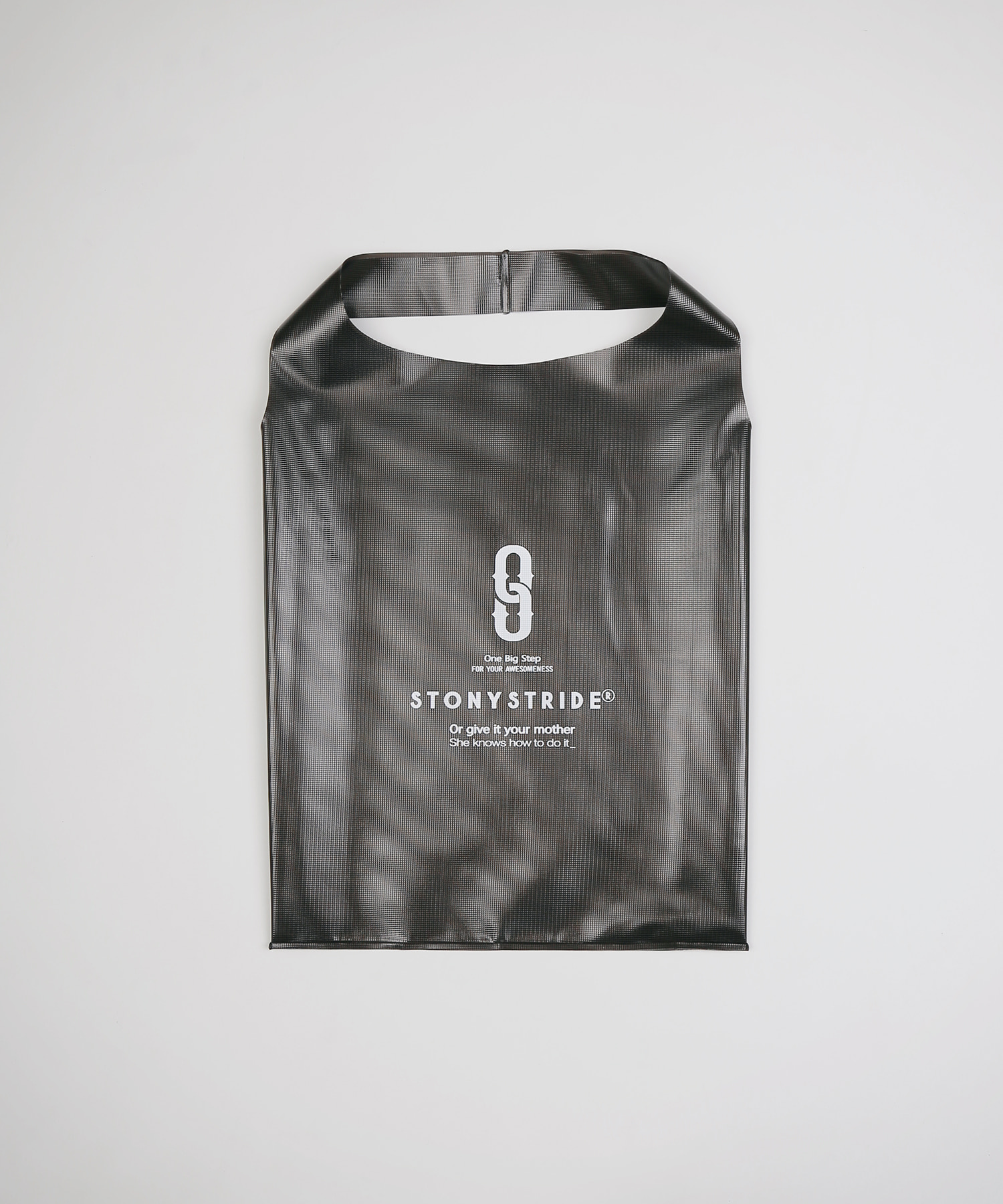 PLASTIC BAG - BLACK
