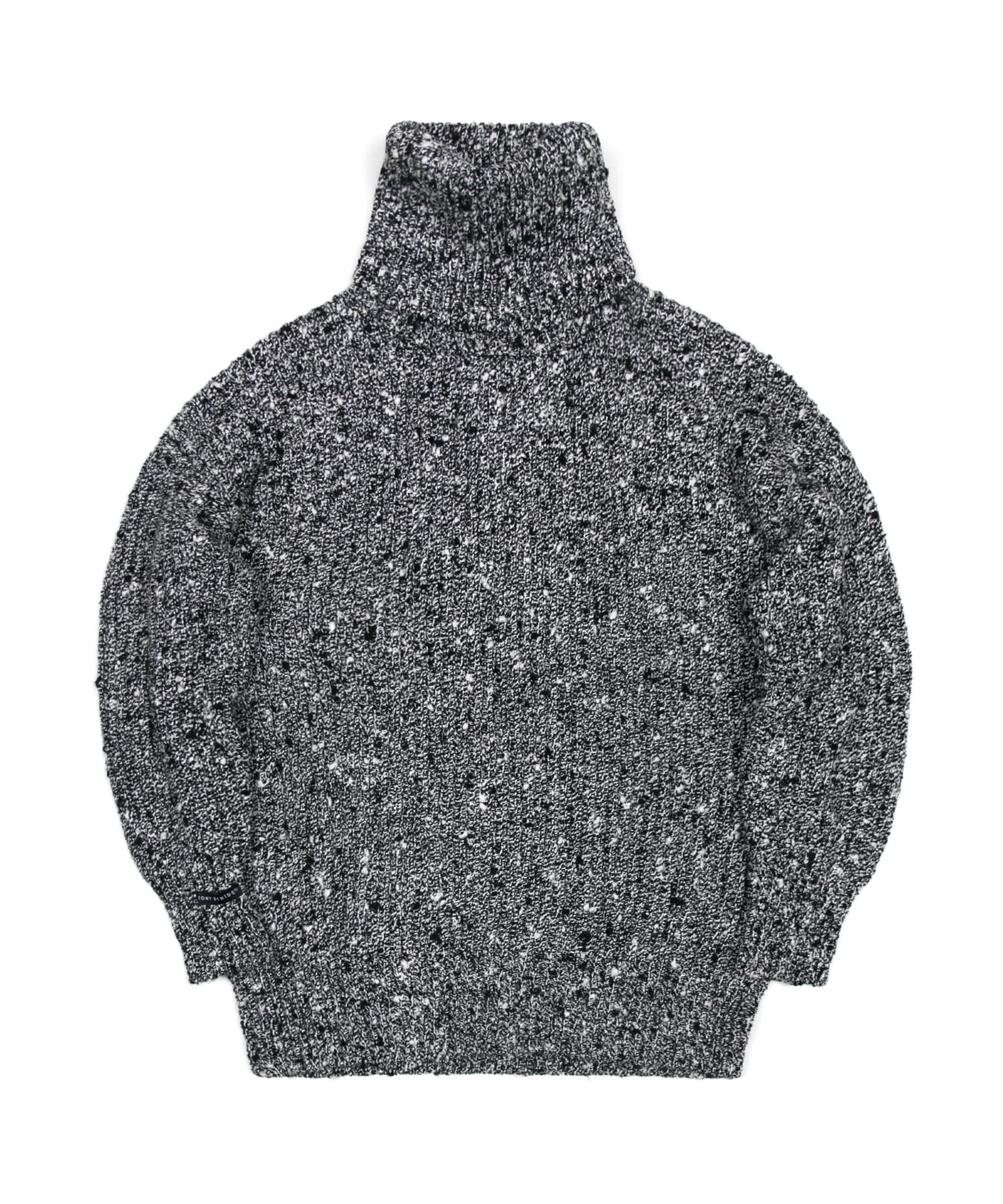 RELAX LONG TURTLENECK - GRAY