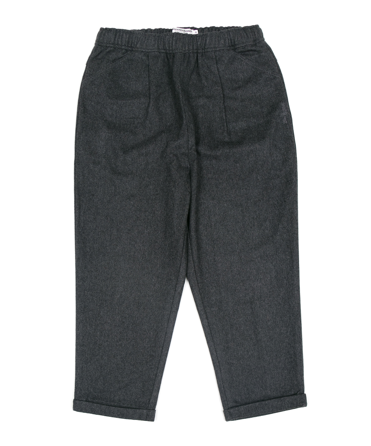 WIDE SEMI BAGGY SLACKS