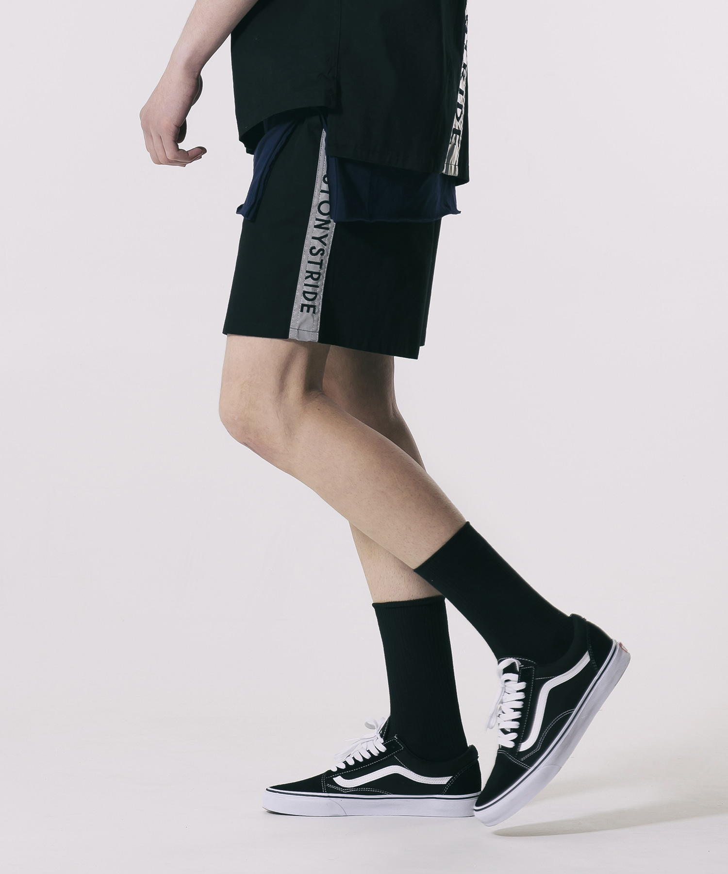 3M SCOTCH BIO WHASHING SHORT - BLACK