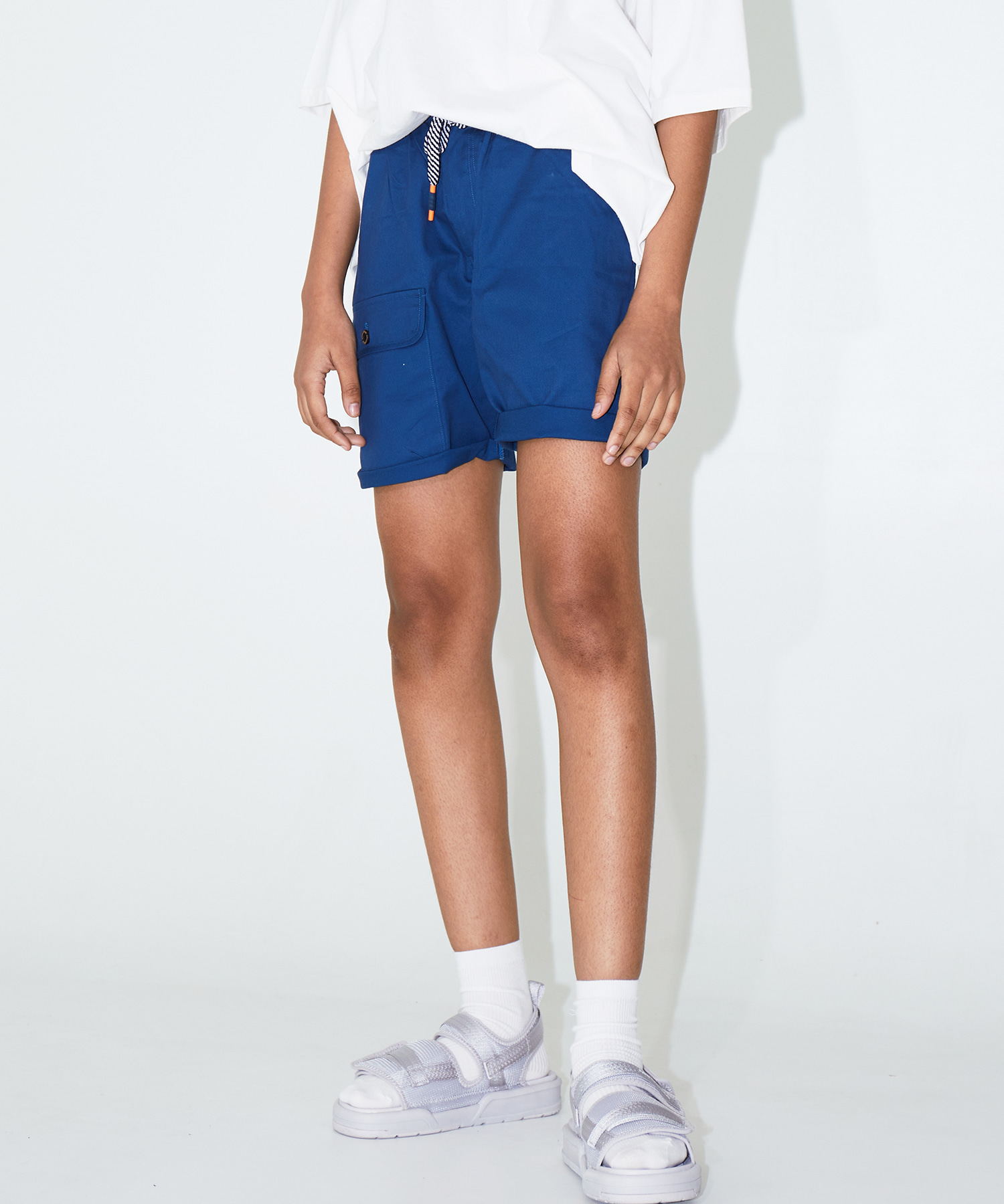 COLOR SHORTS – NAVY