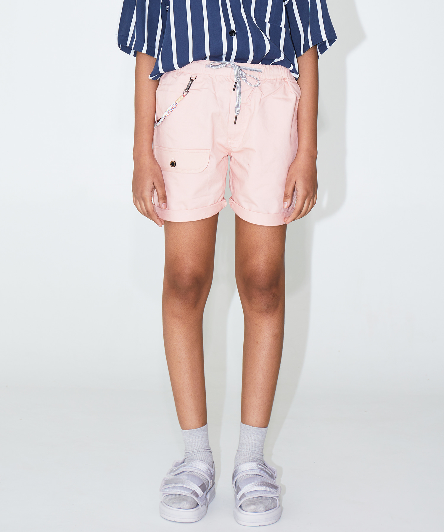 COLOR SHORTS – PINK